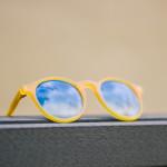 OBLYK Sunglasses Miro Matte Pineapple