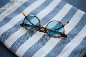OBLYK Sunglasses Miro Polished Tortoise Product