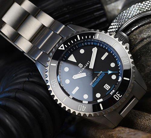 Ocean One Titanium 500