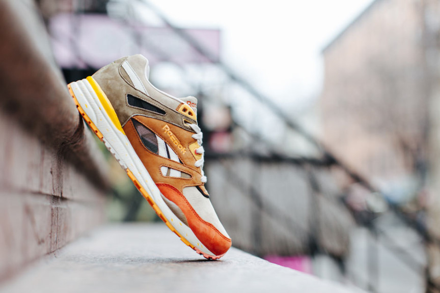 b85c9fd3532f Reebok Ventilator 25th Anniversary Collabs. In celebration of the shoe s ...
