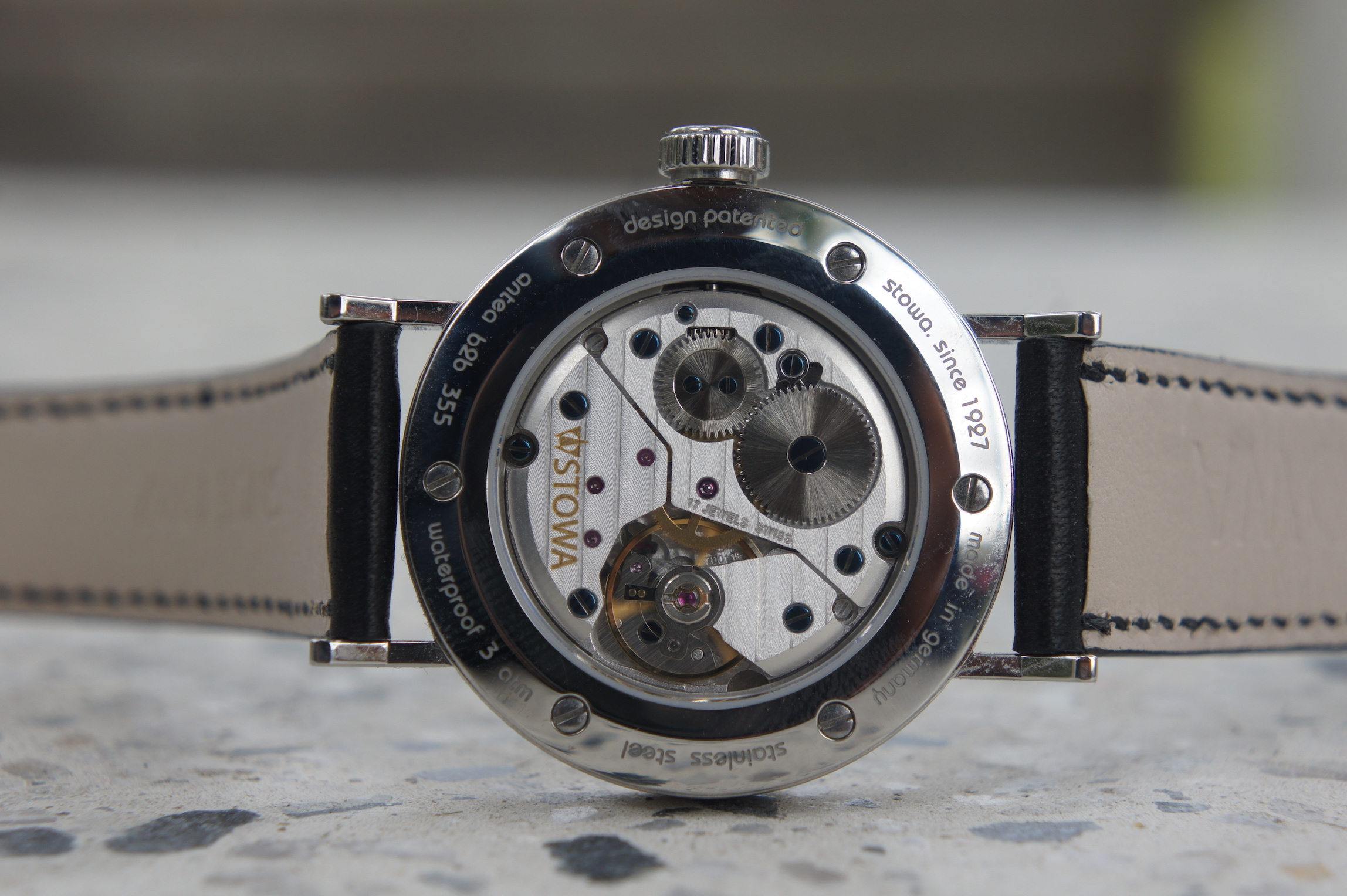 watch seatime schauer watches review prodiver seadiver stowa wound pro worn